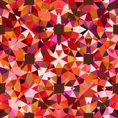 Kleurrijke geometrische patroon — Stockvector
