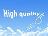 High Quality message cloud shape — Stock Photo