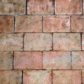 Close-up cihlové zdi — Stock fotografie
