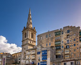 Saint Paul's Anglican Cathedral in Valletta, Malta — Stock Photo