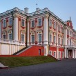 The Kadriorg Palace built by Tsar Peter the Great in Tallinn — Stock Photo #73347767