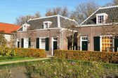 Hofje of Pauw in Delft. — Стоковое фото