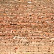 Fortress red brick wall — Stock Photo #63787043