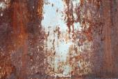 Rust on metal surface — Stock Photo