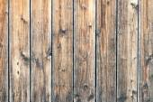 Vintage texture of spruce planks — Stock Photo