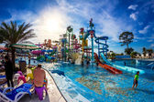 PATTAYA, THAILAND - December 29, 2014: Many traveler have fun in — Stock Photo