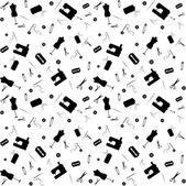 缝纫工具 — 图库矢量图片