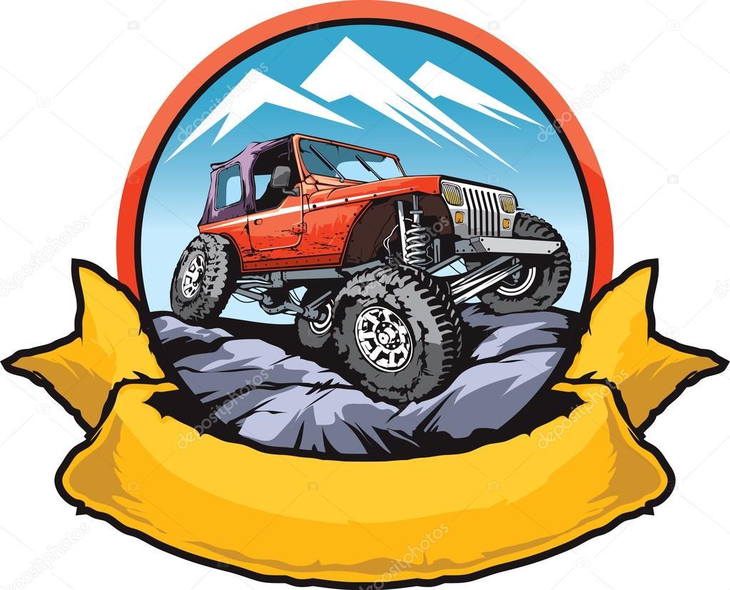 Road Logo Design Logo Design For Off Road Rock