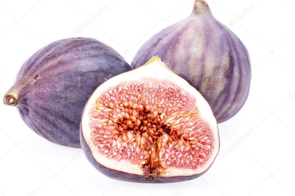 Свежий плод инжира