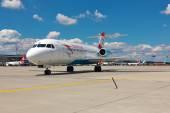 Austrian Arrows Fokker 70 — Stock Photo