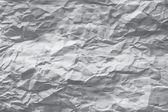 Wrinkled paper — Stock Vector