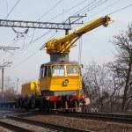 Railway service car — Stock Photo #67595903