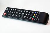 Remote TV in studio light  — Stock Photo