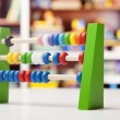 Wooden abacus — Stock Photo #55653835
