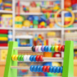 Wooden abacus — Stock Photo #62049869