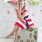Фото молодых девушек в платьях 20