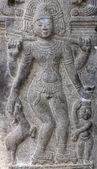 Piksadanar sculpture at Annamalaiyar Temple in Thiruvannamalai. — Stock Photo