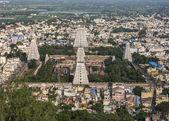 Annamalaiyar temple in Thiruvannamalai. — Stock Photo