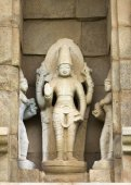 Statue of Lord Vishnu. — Fotografia Stock