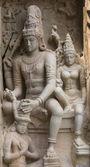 Chandesanugraha murti Gangaikunda Tapınağı'nda. — Stok fotoğraf