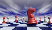 Complacency and arrogance - the path to success ... — Stock Photo