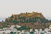Old greek city — Stock Photo