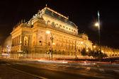 Teatro Nacional Checo — Foto de Stock