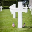 Luxembourg American Cemetery War Memorial — Stock Photo #53911991