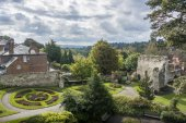 Guildford Castle — Stock Photo