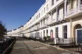 Georgian Terraced Houses — Stock Photo