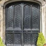 Medieval Door — Stock Photo #72781591