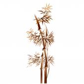 Bambu — Vetor de Stock
