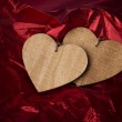 Valentines day background with heart — Stock Photo #60075847