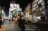 Tokyo, Japan - November 25, 2013: People visit commercial street in the Kichijoji district — Stock Photo