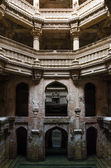 Adalaj Stepwell — Stock Photo