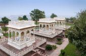 Jaswant Thada rajah memorial in Jodhpur — Stockfoto