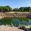 Beautiful Stepwell at Sun Temple Modhera in Ahmedabad — Stock Photo #66386821