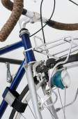 Close up of Touring Bicycle — Stock Photo