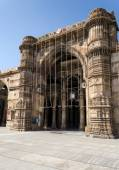 Jama masjid mosque in Ahmedabad — Stock Photo