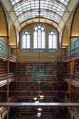 Amsterdam, Netherlands - May 6, 2015: Rijksmuseum Research Library — Stock Photo