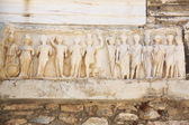 Ephesus - Ancient Greek city of Asia Minor — Stock Photo