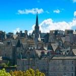 Edinburgh view, Scotland, Uk. — Stock Photo #55927191