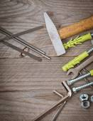 Metalwork tools — Stock Photo