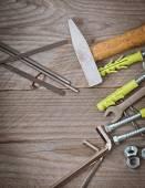 Metalwork tools — Stock Photo