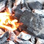 Hot carbon — Stock Photo #73471317