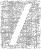 Freehand Symbol — Stock Vector