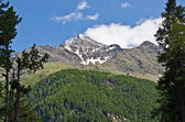 Alpes — Foto Stock