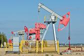 Oil pump — Stock Photo