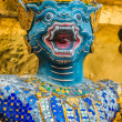 Yaksha demon grand palace bangkok Thailand — Stock Photo #57915441