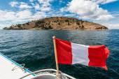 Taquile Island Titicaca Lake — Stockfoto